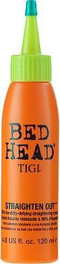 Крем за термоактивно изправяне - Tigi Bed Head Straighten Out Straightening Cream