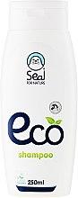 Парфюмерия и Козметика Шампоан за всеки тип коса - Seal Cosmetics ECO Shampoo
