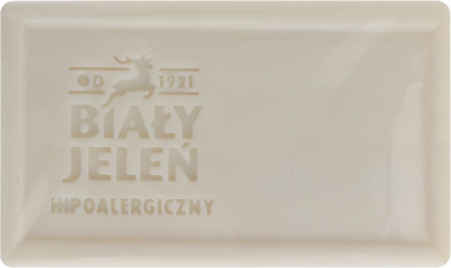 Дерматологичен сапун с цинк - Bialy Jelen Apteka Alergika Soap — снимка N2