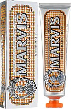 Парфюмерия и Козметика Паста за зъби с портокалов цвят - Marvis Orange Blossom Bloom