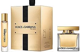 Парфюми, Парфюмерия, козметика Dolce & Gabbana The One - Комплект (edp/50ml + edp/7.4ml)