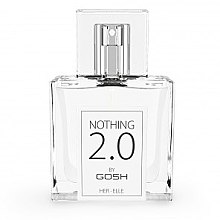 Парфюми, Парфюмерия, козметика Тоалетна вода - Gosh Nothing 2.0 Her