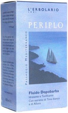 """Емулсия след бръснене """"Околосветско пътешествие"""" - L'erbolario Fluido Dopobarba Periplo (мини) — снимка N2"""