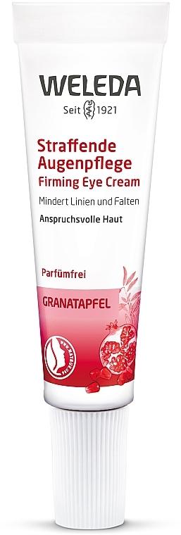 Околоочен лифтинг крем с екстракт от нар - Weleda Granatapfel Straffende Augenpfleg