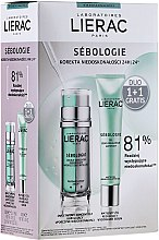 Комплект за лице - Lierac Sebologie Correction Imperfection (f/concentrate/30ml + f/gel/40ml) — снимка N1