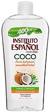 Парфюмерия и Козметика Кокосово масло за тяло - Instituto Espanol Coconut Body Oil
