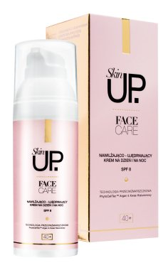 Интензивно овлажняващ крем за лице SPF 8 - Verona Skin UP Face Care SPF 8 40+ — снимка N1