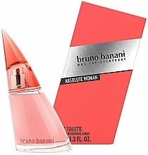 Парфюмерия и Козметика Bruno Banani Absolute Woman - Тоалетна вода