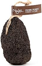 Парфюмерия и Козметика Пемза - Najel Volcanic Pumice Foot Stone