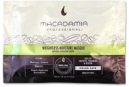 Парфюми, Парфюмерия, козметика Хидратираща маска за тънка коса - Macadamia Professional Natural Oil Weightless Moisture Masque (тестер)