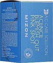 Парфюмерия и Козметика Нощен продукт за лечение на акне и възпаление по кожата - Mizon Acence Blemish Out Pink Spot