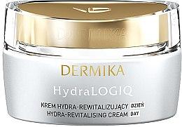 Парфюми, Парфюмерия, козметика Ревитализиращ крем за лице - Dermika Hydralogiq Hydra Revitalising Cream