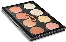 Парфюмерия и Козметика Палитра гримове за лице - Makeup Revolution Pro HD Mega Matte Palette