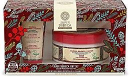 Парфюмерия и Козметика Комплект за коса - Natura Siberica Super Siberica Professional Gift Set (крем/50ml + маска/300ml)