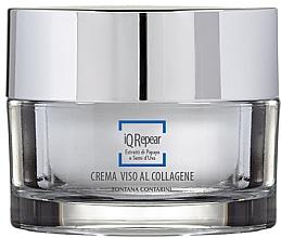 Парфюмерия и Козметика Крем за лице с колаген - Fontana Contarini iQ Repair Collagen Face Cream