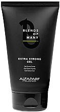 Парфюмерия и Козметика Гел за коса с екстра силна фиксация - Alfaparf Milano Blends Of Many Extra Strong Gel