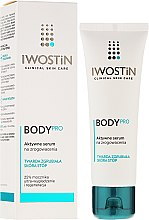 Парфюмерия и Козметика Активен серум за напукани пети - Iwostin Body Pro Serum