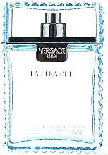 Versace Man Eau Fraiche - Комплект (edt/100ml + edt/10ml + козм. чанта) — снимка N5