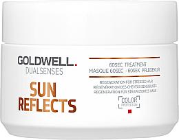 Парфюмерия и Козметика Възстановяваща маска за коса - Goldwell Dualsenses Sun Reflects