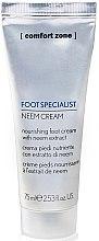 Парфюми, Парфюмерия, козметика Подхранващ крем за крака - Comfort Zone Foot Specialist Neem Cream