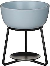 Парфюмерия и Козметика Арома лампа - Yankee Candle Blue Pebble Wax Melts Warmer