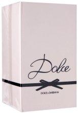 Парфюми, Парфюмерия, козметика Dolce & Gabbana Dolce - Комплект (edp/50ml + b/lotion/100ml)