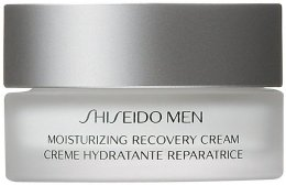 Парфюми, Парфюмерия, козметика Овлажняващ крем за лице - Shiseido Men Moisturizing Recovery Cream