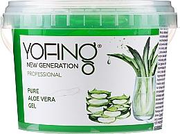 Парфюмерия и Козметика Гел за тяло с алое вера - Yofing Pure Aloe Vera Gel