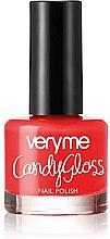 Парфюми, Парфюмерия, козметика Лак за нокти - Oriflame Very Me Candy Gloss