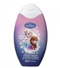 "Парфюми, Парфюмерия, козметика Гел-шампоан за коса и тяло ""Frozen"" - Disney Frozen Shampoo Hair & Body"