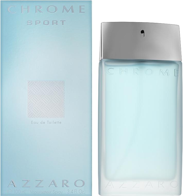 Azzaro Chrome Sport - Тоалетна вода — снимка N2