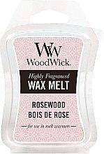 Парфюми, Парфюмерия, козметика Ароматен восък - WoodWick Wax Melt Rosewood