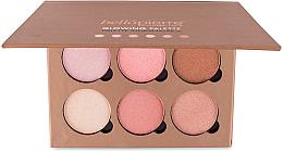 Парфюми, Парфюмерия, козметика Палитра за лице - Bellapierre Cosmetics Glowing Palette