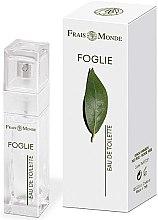 Парфюмерия и Козметика Frais Monde Foglie - Тоалетна вода