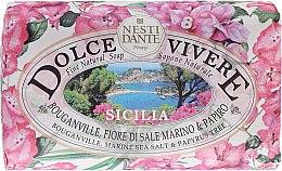 """Парфюмерия и Козметика Сапун """"Сицилия"""" - Nesti Dante Dolce Vivere Sicilia"""