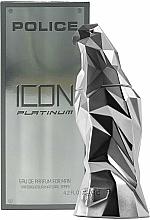 Парфюмерия и Козметика Police Icon Platinum - Парфюмна вода