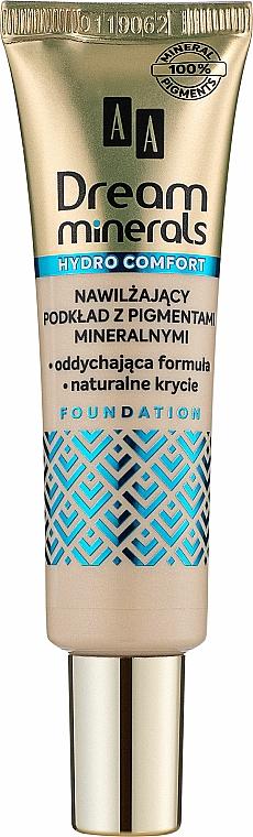 Хидратиращ фон дьо тен - AA Dream Minerals Hydro Comfort Foundation