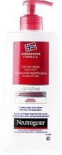 Парфюми, Парфюмерия, козметика Възстановяващ лосион за тяло - Neutrogena Norwegian Formula Intense Repair Body Lotion