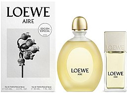 Парфюми, Парфюмерия, козметика Loewe Aire - Комплект (edt/125ml + edt/30ml)