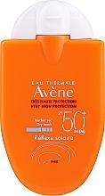 Парфюмерия и Козметика Слънцезащитен крем - Avene Solaires Cream Reflexe SPF 50+