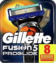 Парфюмерия и Козметика Сменяеми ножчета за бръснене, 8 бр. - Gillette Fusion ProGlide