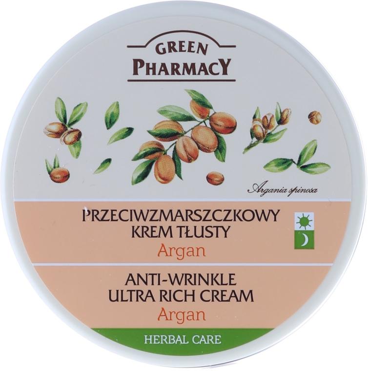 Крем за лице - Green Pharmacy Anti-Wrinkle Ultra Rich Cream