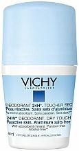 Парфюмерия и Козметика Дезодорант за много чуствителна кожа - Vichy Deodorant Mineral Roll On