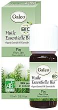 Парфюмерия и Козметика Органично етерично масло от бор - Galeo Organic Essential Oil Pine