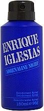Парфюми, Парфюмерия, козметика Enrique Iglesias Adrenaline Night - Дезодорант