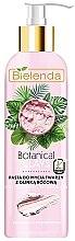 Парфюмерия и Козметика Почистваща веган паста за лице с розова глина - Bielenda Botanical Clays Vegan Face Wash Paste Pink Clay