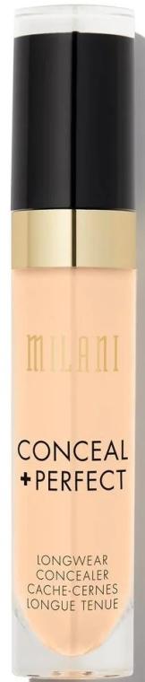 Коректор за лице - Milani Conceal + Perfect Longwear Concealer