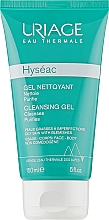 Парфюмерия и Козметика Нежен почистващ гел за лице - Uriage Hyseac Cleansing Gel Combination to oily skin
