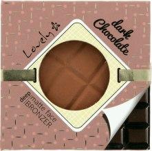 Парфюмерия и Козметика Бронзант за лице и тяло - Lovely Chocolate Bronzer