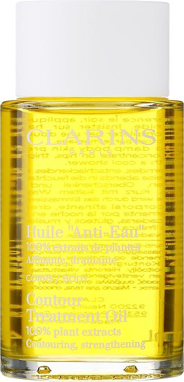 Моделиращо масло за тяло - Clarins Body Treatment Oil Anti-Eau — снимка N1